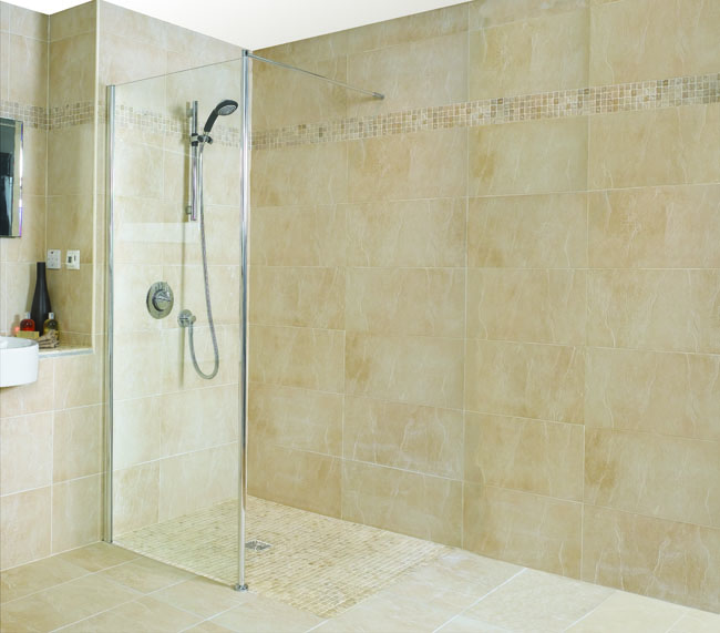 Truedek Classic Bases Makes A Great Level Entry Shower
