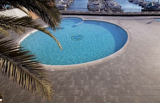 Roca Pool tile