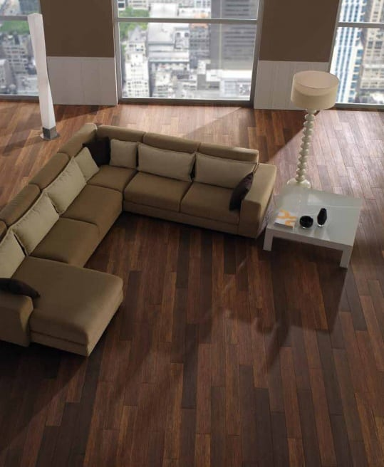 4 Reasons To Choose Porcelain Wood Tile Over Hardwood Floors
