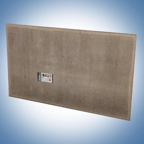 FinPan ceramic tile backer board