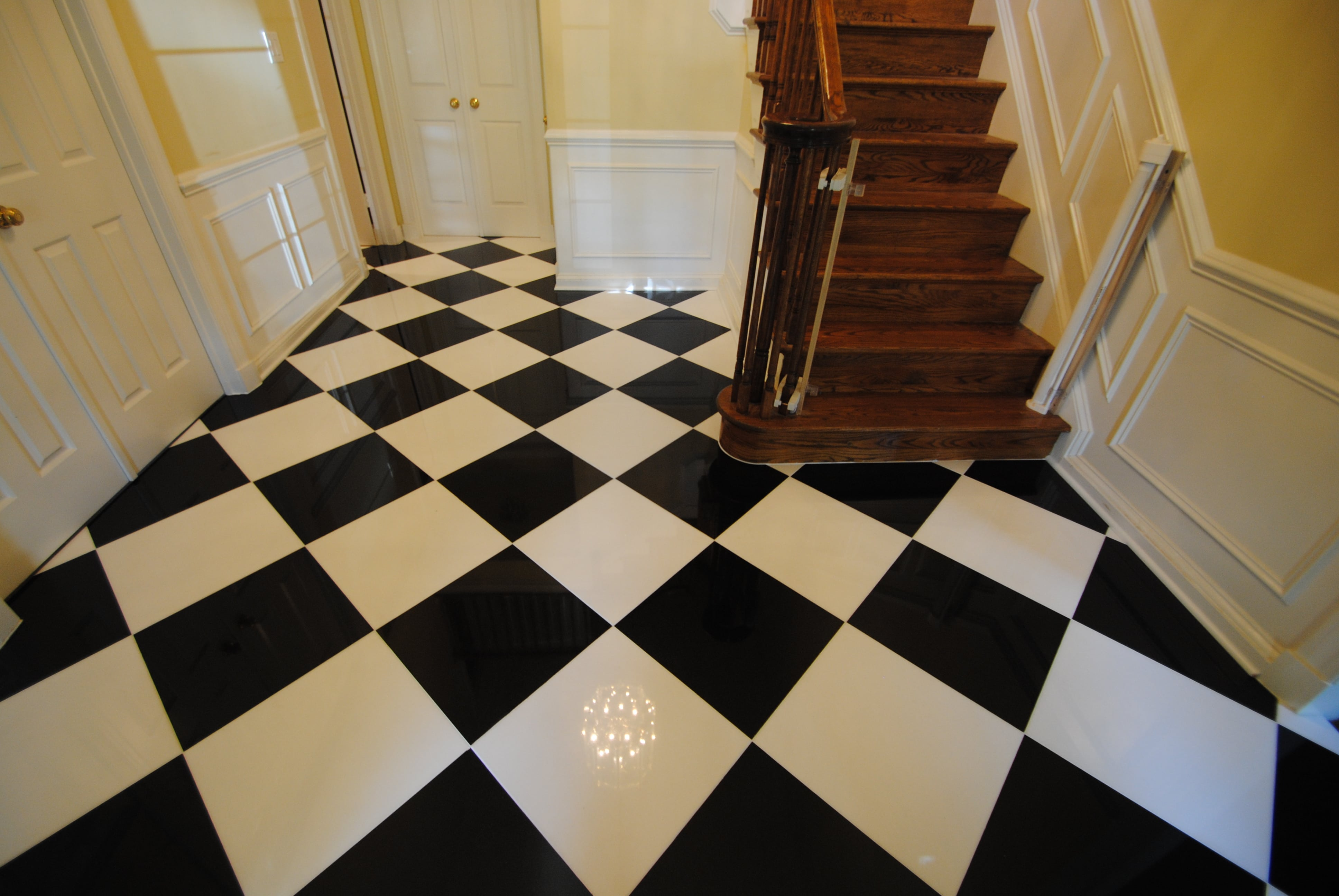 Ceramic marble porcelain tile flooring in harrisburg for Residential flooring