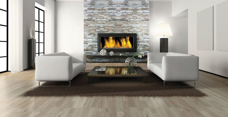 Fireplace Focal Point Conestoga Tile