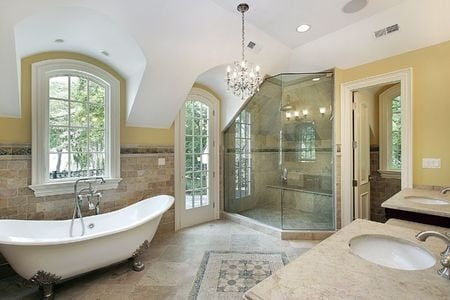 Inspiring Dream Bathrooms Style