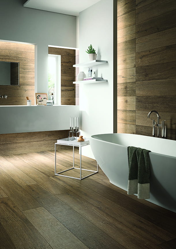 Why Are Homeowners Choosing Porcelain Wood Look Tile? - Conestoga Tile