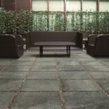 Milestone (Florim USA) Outdoor Dark Grey
