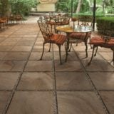 Milestone (Florim USA) Outdoor Flagstone Gold