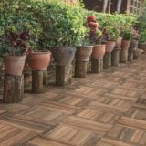 Milestone (Florim USA) Outdoor Wood Cherry