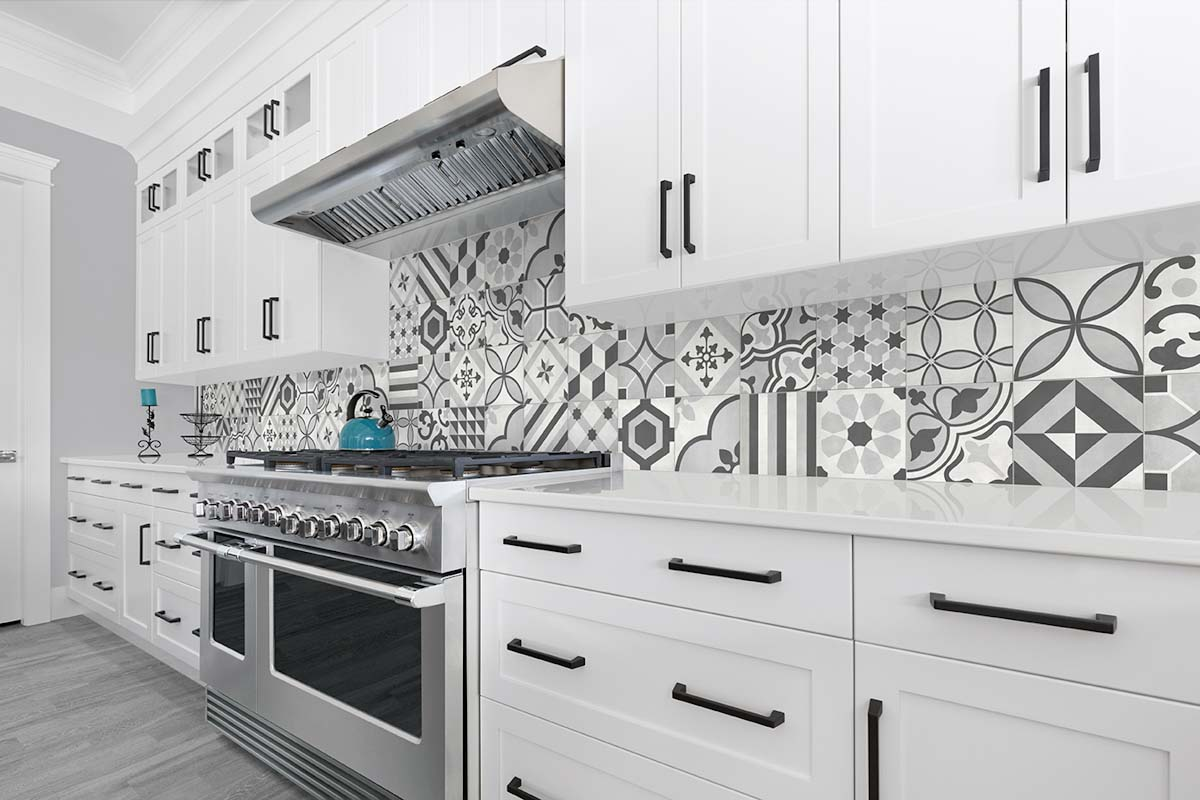 Decorative Tile Backsplashes In Hanover