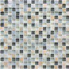 Bliss \ Silver Aspen 5/8 mosaic