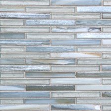 1/2x4 brick mosaic