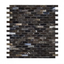 Industrie Glass Mosaic - Cadmium