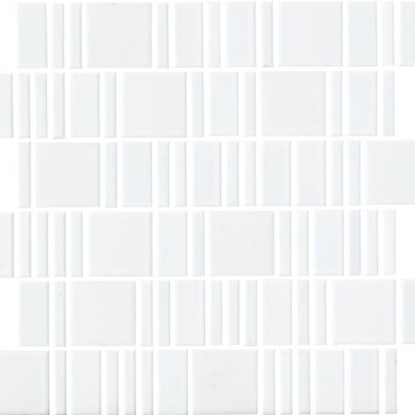 White Multi Mosaic