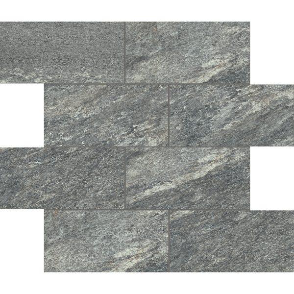 "Plomb 3"" x 6"" Offset Mosaic"
