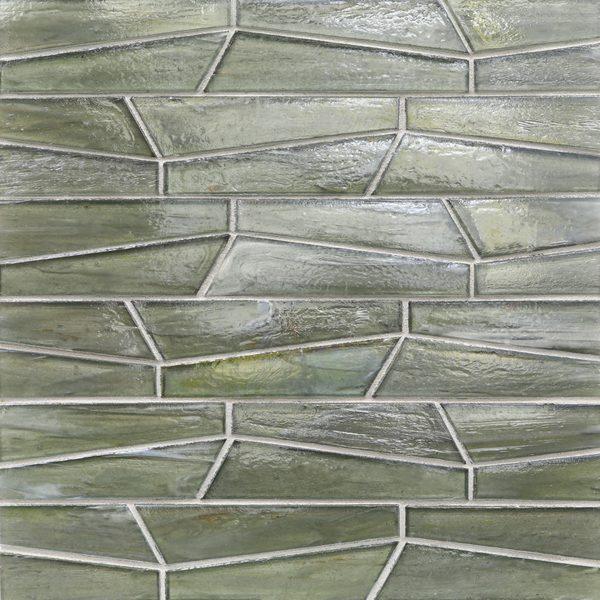 Aurora Pearl Fin Mosaic