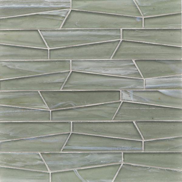 Aurora Silk Fin Mosaic
