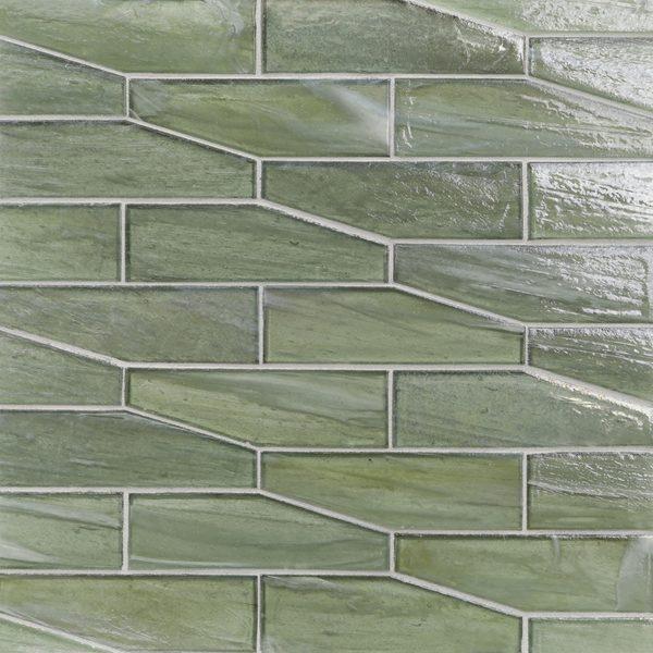 Bamboo Garden Pearl Clipper Mosaic