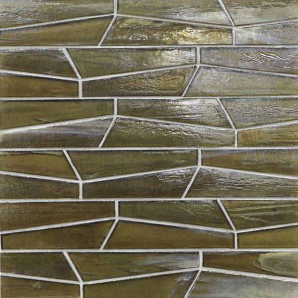 Earthy Pearl Fin Mosaic