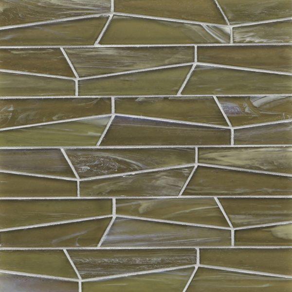 Earthy Silk Fin Mosaic