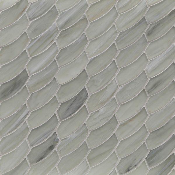 Elevation Silk Feather Mosaic