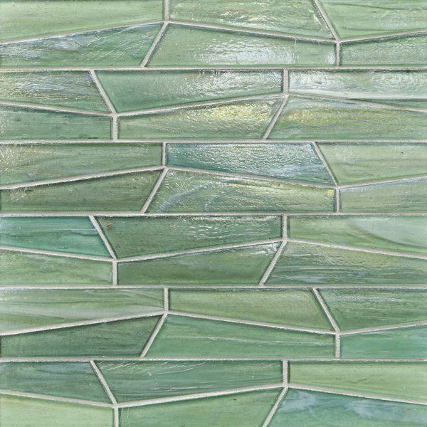 Intrigue Pearl Fin Mosaic