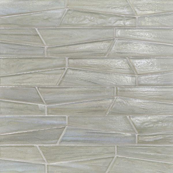 Moonlit Pearl Fin Mosaic