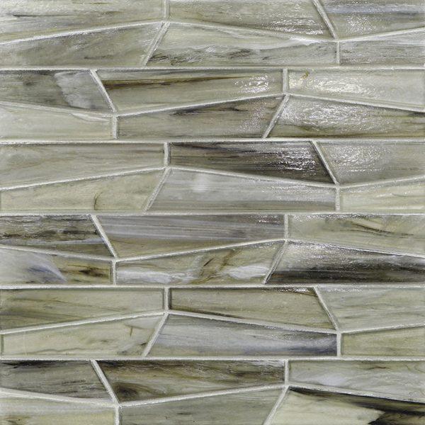 Sugar Cake Pearl Fin Mosaic