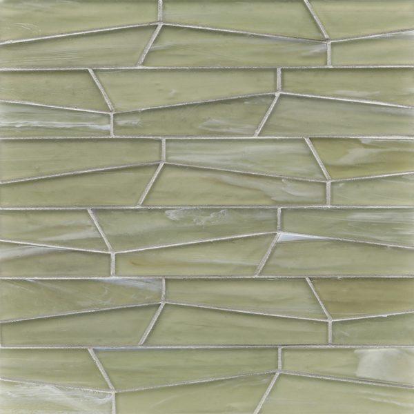 Zephyr Silk Fin Mosaic