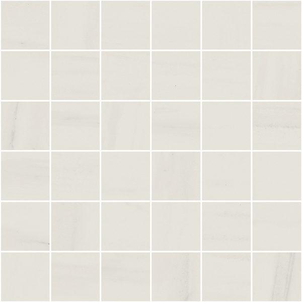 White 2x2 Mosaic