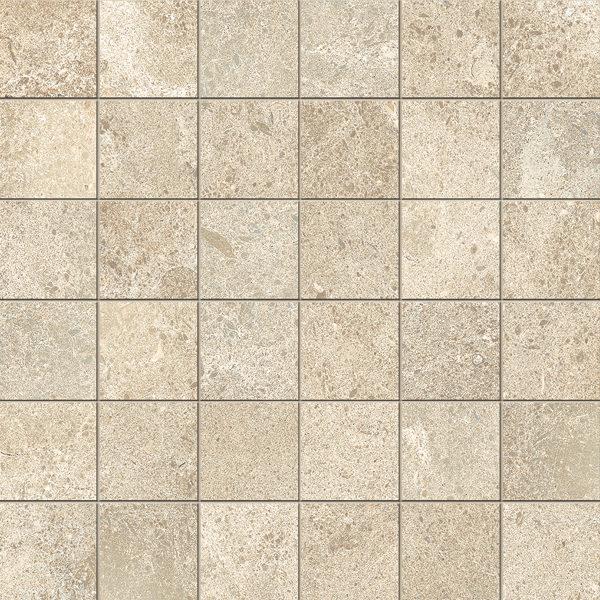 Beige 2x2 mosaic