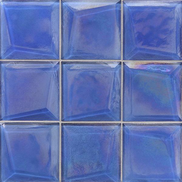 Aqua Blue Trapeze