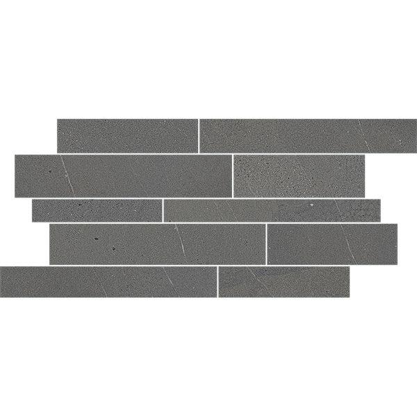 Mist Random Stack Mosaic
