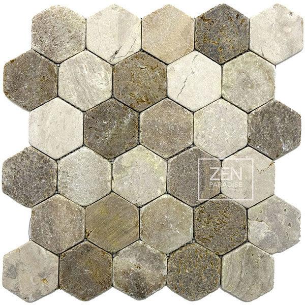 Hexagon \ Beach Mix