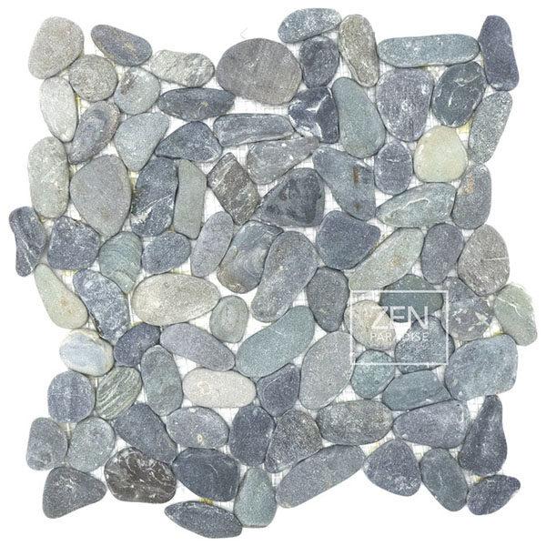 Pebbles \ Ocean Blue