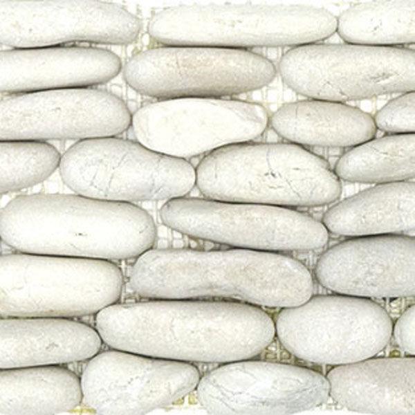 Standing Pebbles \ Timor White