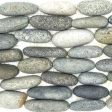 Standing Pebbles \ Borneo Mix