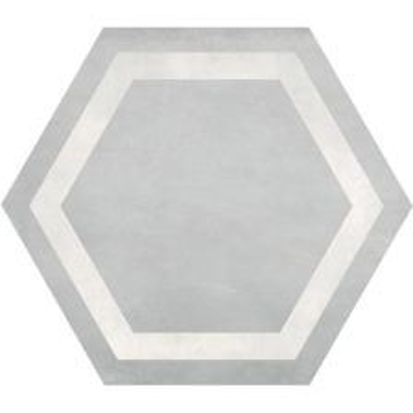 Ice Hexagon Frame