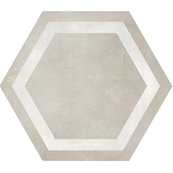 Sand Hexagon Frame