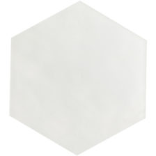 Maiolica \ White Hex