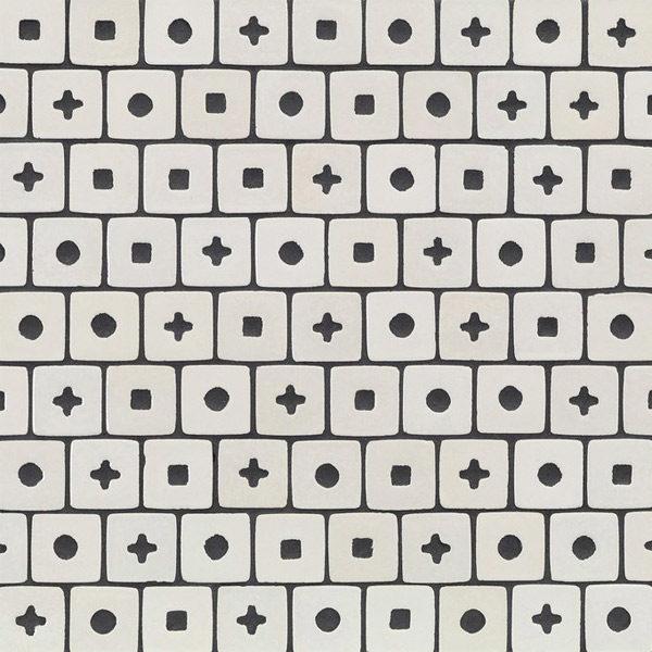 Kushi Silhouette Mosaic