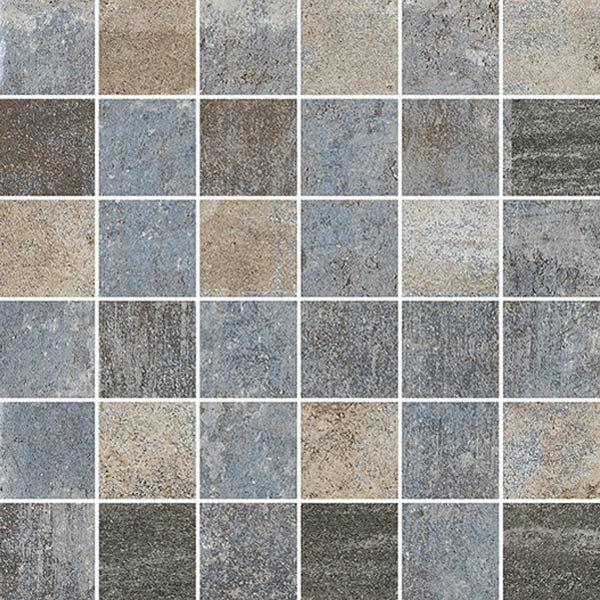 Blu Mosaic