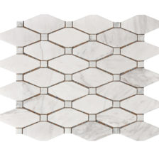 Rock Art Mosaics \ Rhombus - Large
