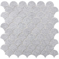 Rock Art Mosaics \ Terrazo Scales - Gray