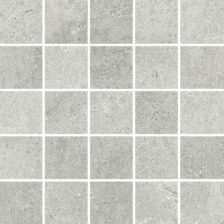 Rush Gray Mosaic