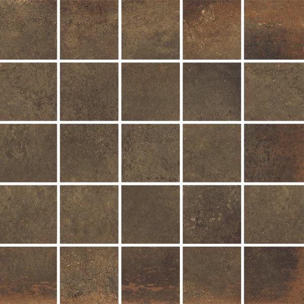 Iron Oxide Mosaic