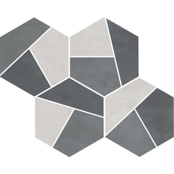 Cool Mix Mosaic