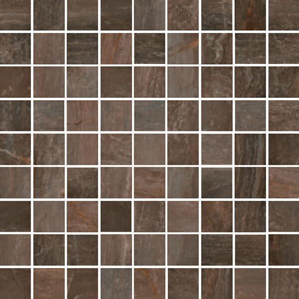 "Bruno Matte 1 1/4"" x 1 1/4"" Mosaic"