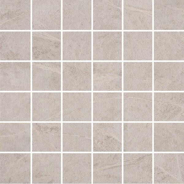 "White 2"" x 2"" Mosaic"