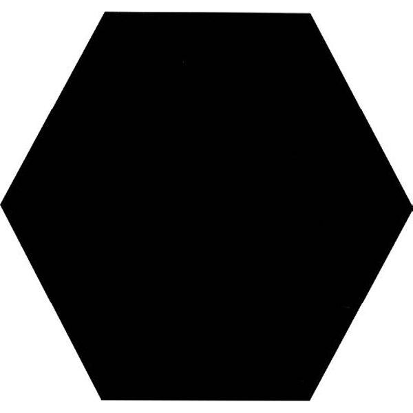 Black Blizzard Hexagon