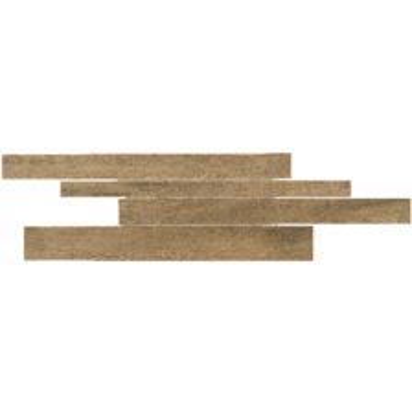 Canela Dourada Mosaic Plank
