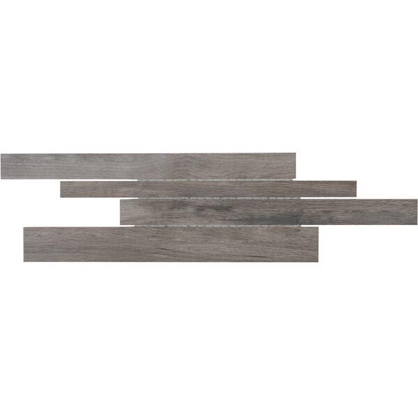 Canela Greige Mosaic Plank